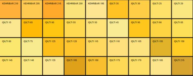 Filli Boya 2018 Renk Kataloğu Tel 0555 399 96 13